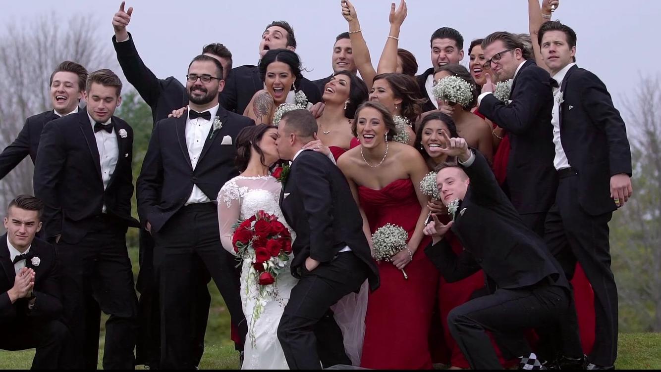 Bridal Party, Greystone