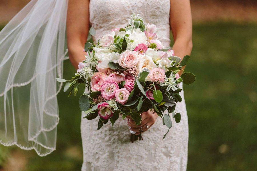 Garden Style Bouquet at Oakhurst