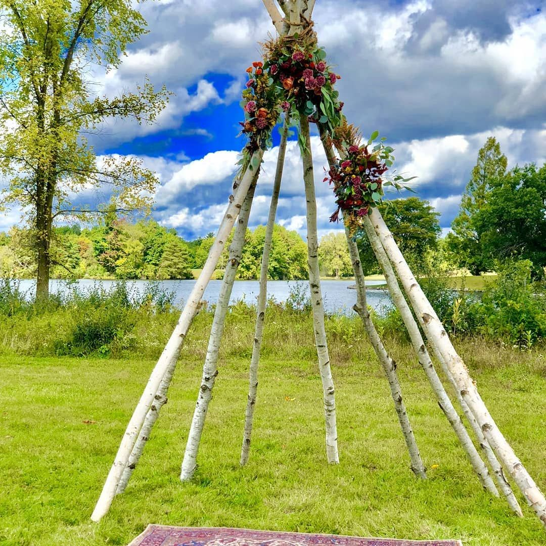 Boho Teepee, Hunter's Creek Club