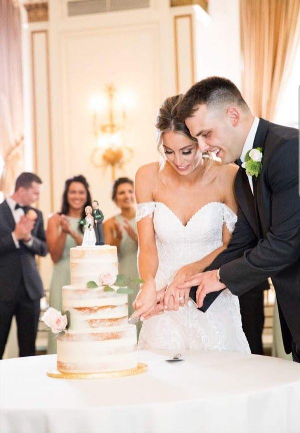 Wedding Cake, Colony Club