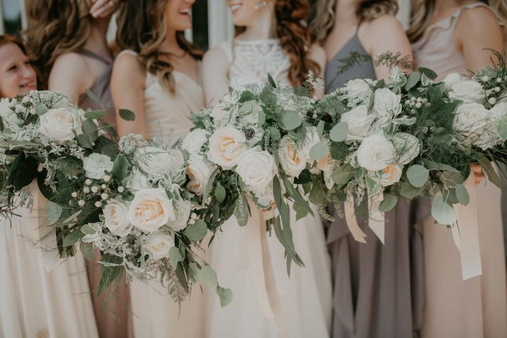 Garden Style Bouquets, Twin Lakes