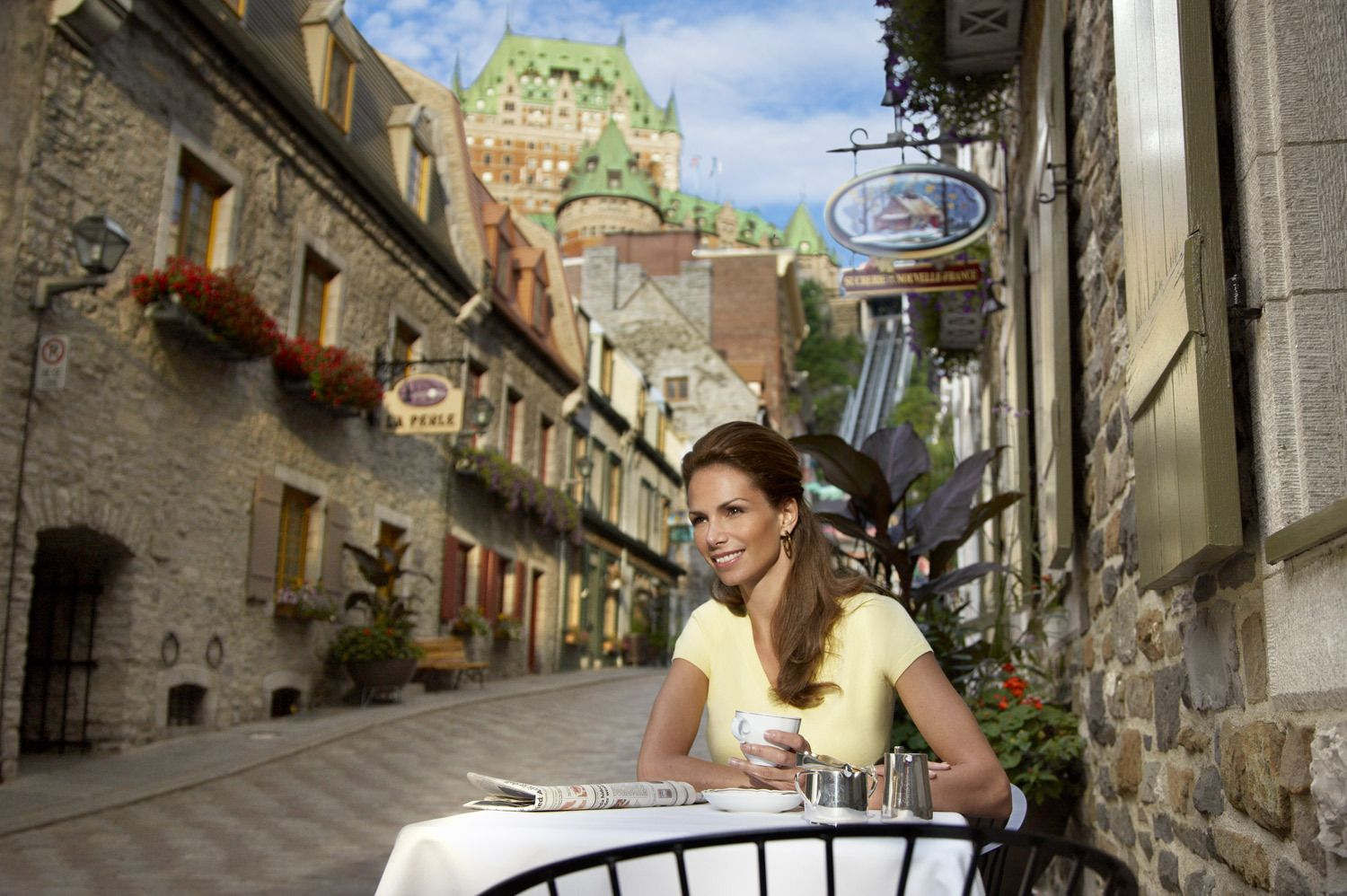 Fairmont Hotels and Resorts - Le Chateau Frontenac