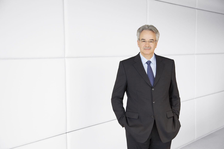 Jean-Michel Loehr, CEO of RBC Dexia Investor Services Bank S.A.