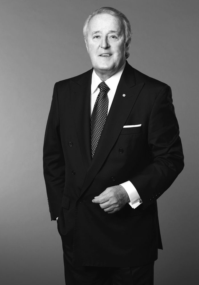 The Honourable, Brian Mulroney, Ex- Prime Minister of CanadaBarrick Board Member