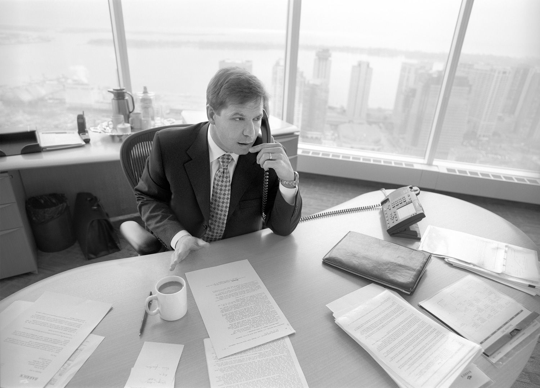 Barrick Gold - Randall Oliphant, CEO