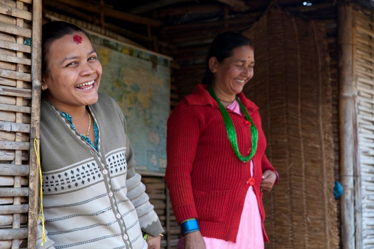 Beldangi II Extension- Bhutanese Refugee Camp, Nepal