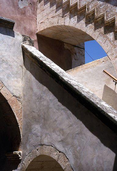 Stairways, Agia Triada, Crete
