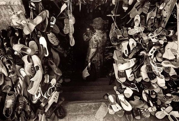 Shoe Store, Athens