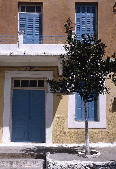 House Facade,