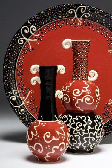 Steven Summerville, Ceramics