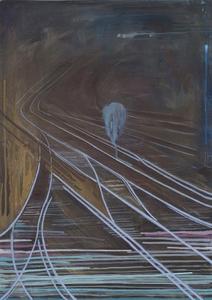 Elephant on the Line