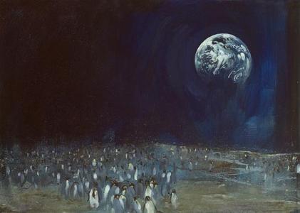 Moon Penguins