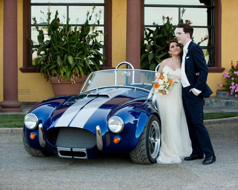 Viaggio wedding couple