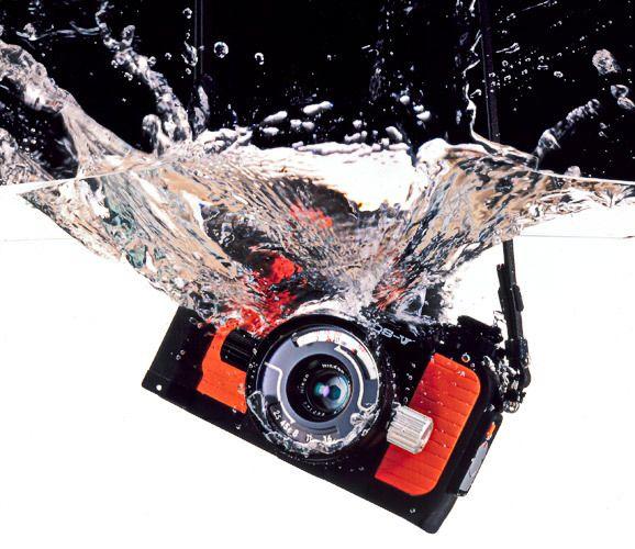 Camera Splash
