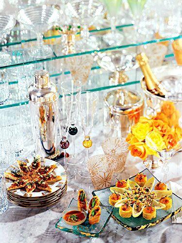 Appetizers & Cocktails