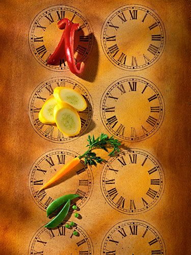 Food and Time