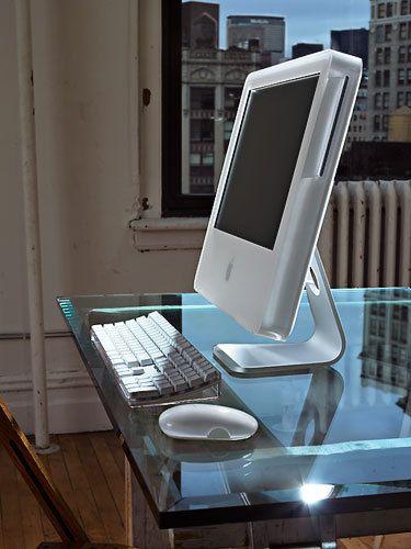 iMac in Room