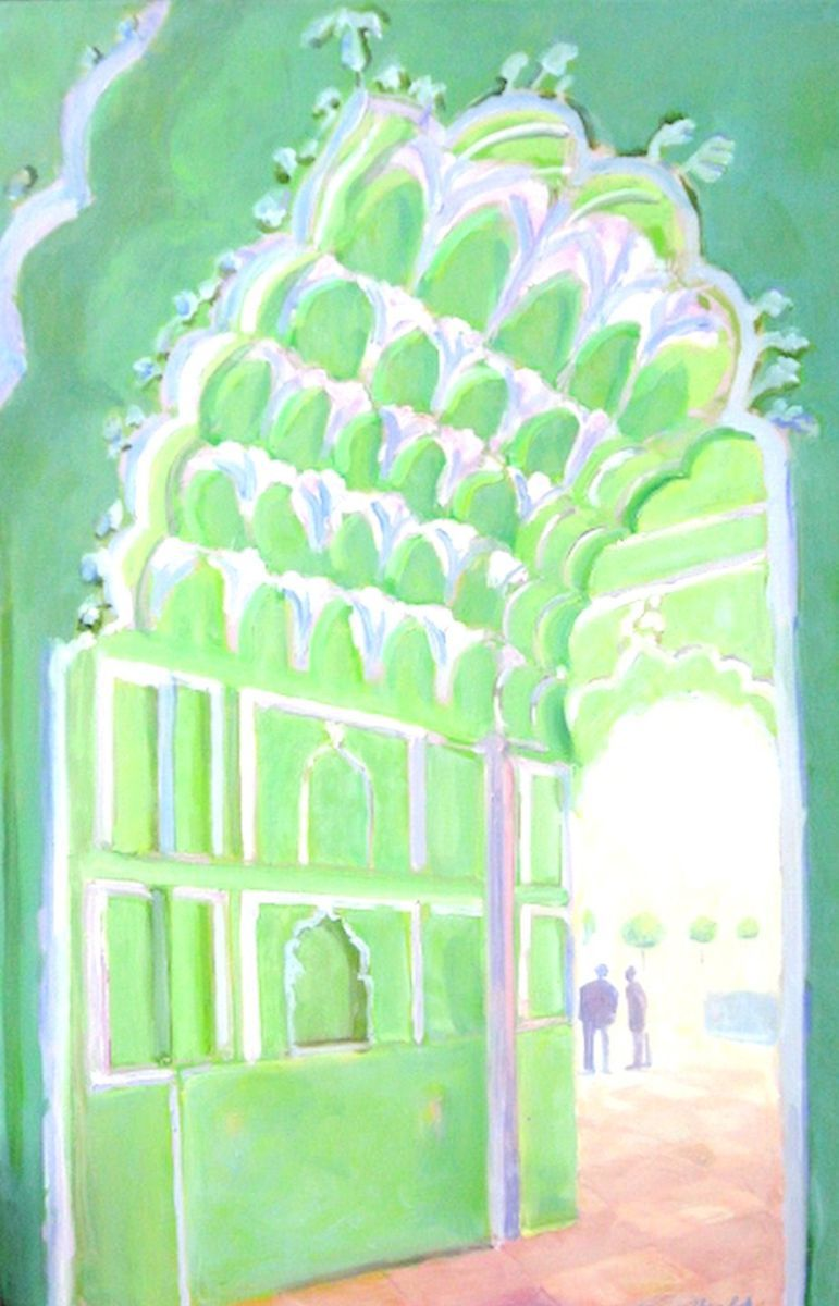 DOORWAY - BARA IMAMBARA