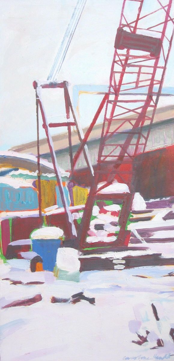 WILSON BRIDGE - SNOW II