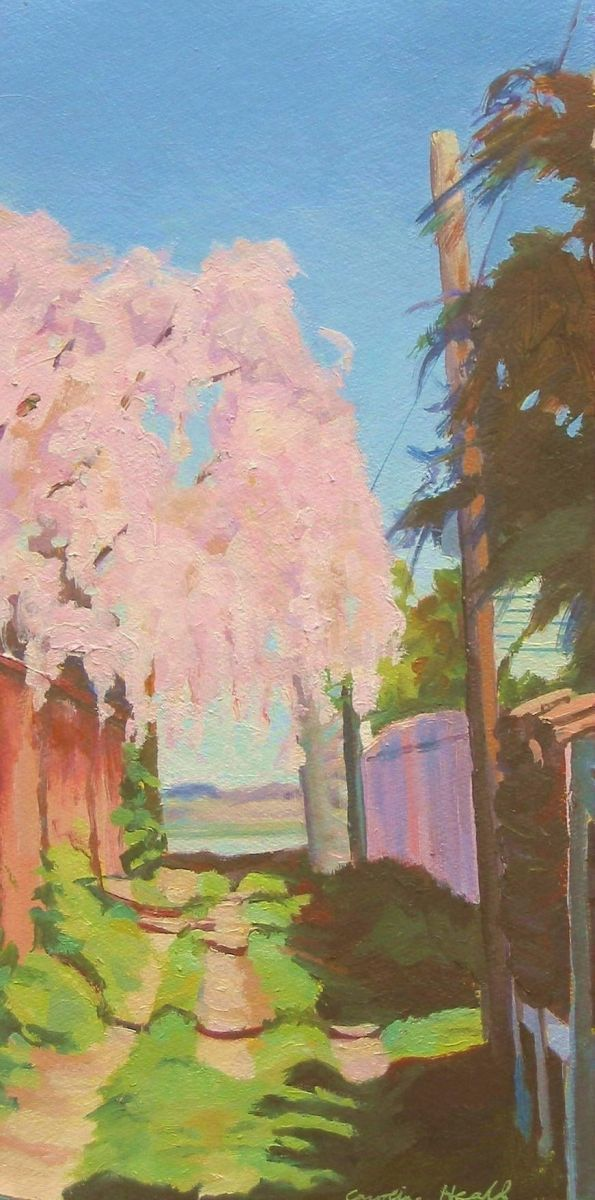 WEEPING CHERRY #3