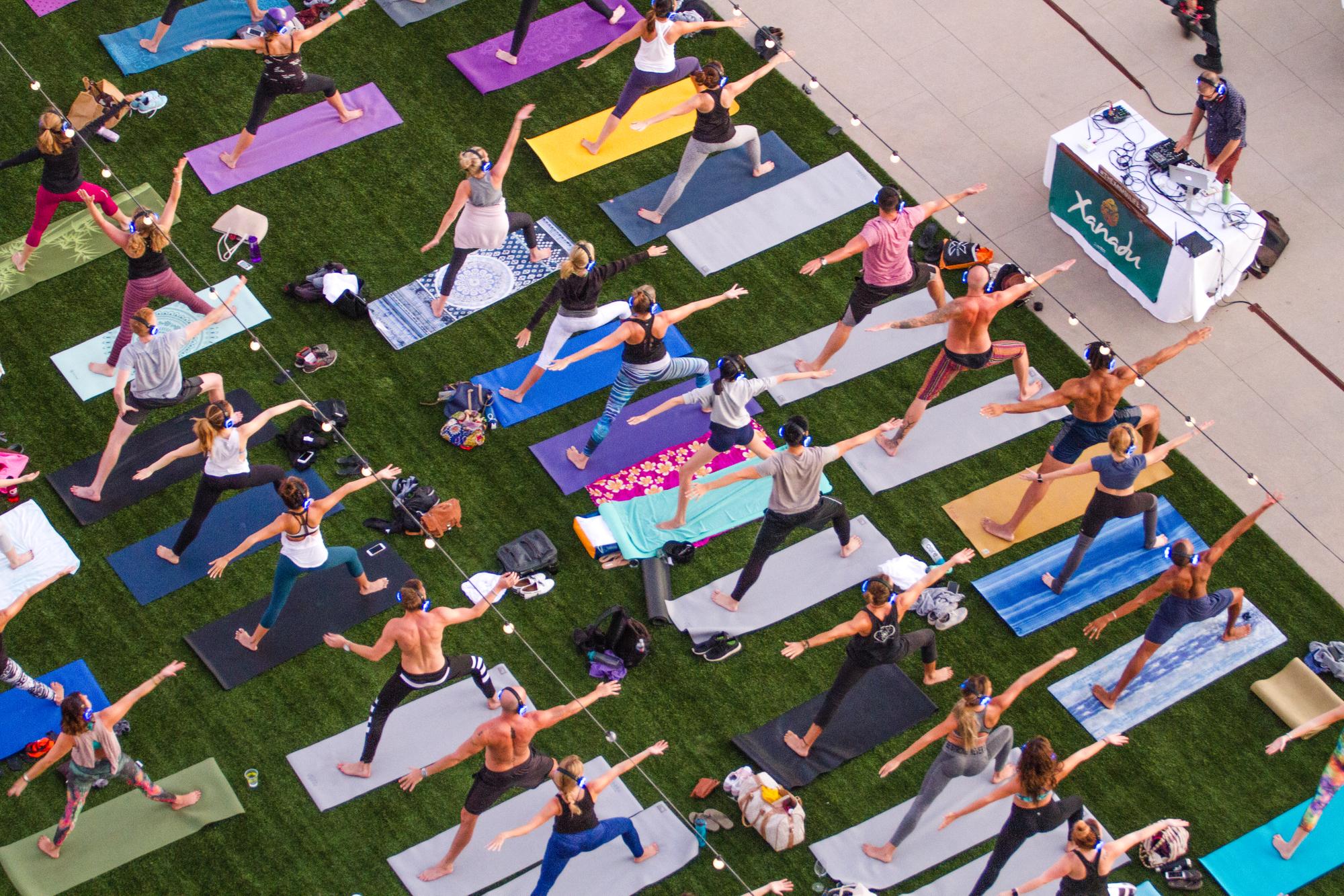 Yoga Social Pasea Hotel