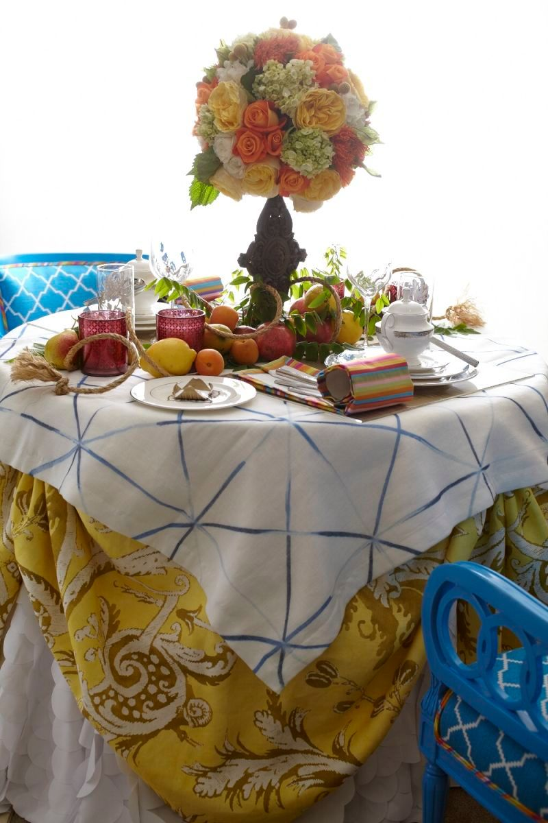 Casbah Fantasy Table for JAB and Lenox