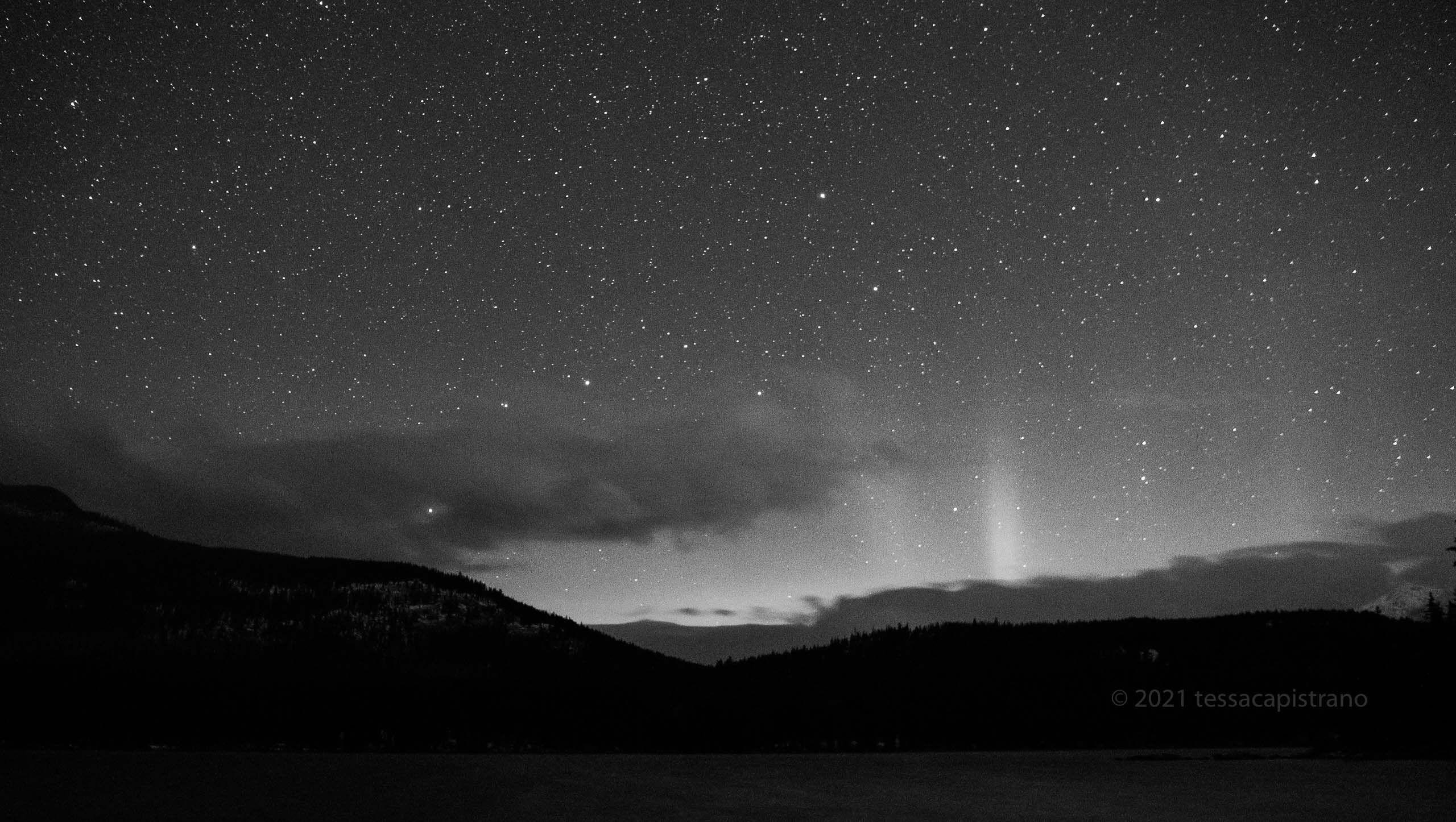 aurora borealis jasper canada