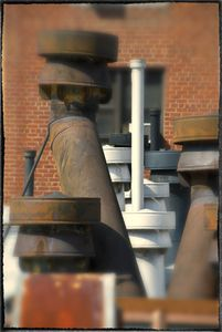 Stove pipes 1