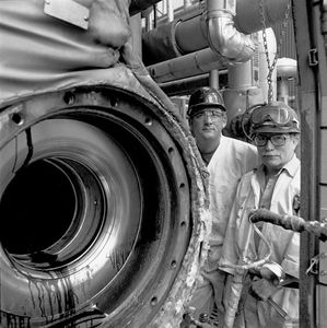 Paper Mill Workers, , Georgia, 1994