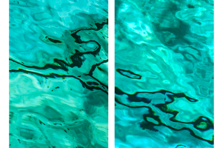 Blue Pool, 1 and 2