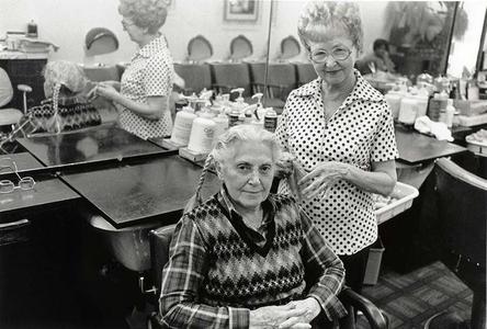 Macy's Cinderella Beauty Salon,  Atlanta,1981