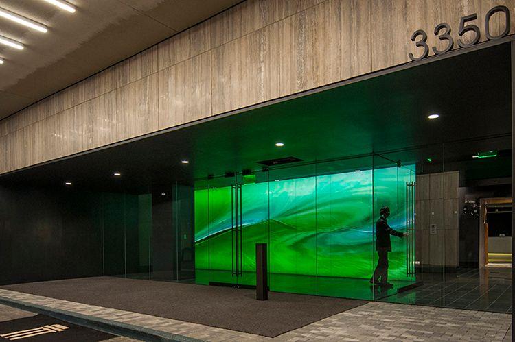 Liquid Emerald, 2014
