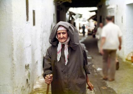 Tetuan, Morocco, 1985