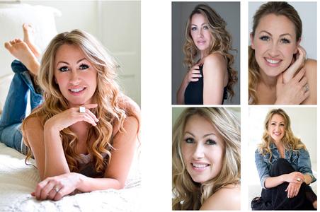 Amber. Wife, Mother, Hair & Makeup Artist