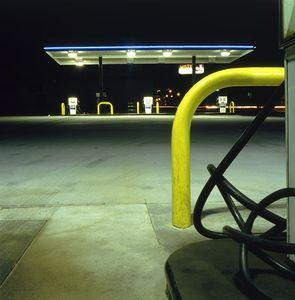 UFO Gas Station