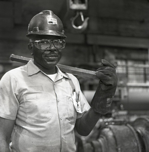 Union Camp Paper Mill Worker, 1994