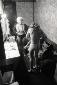 Dressing Room, Clermont Lounge, 1979