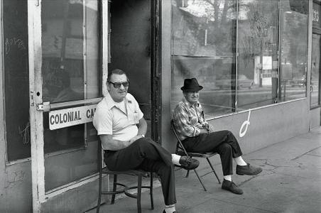 Colonial Cab, Atlanta, 1979.