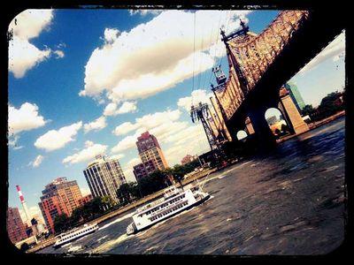 East River and Queensboro Bridge