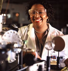Agnes Scott Alumna and Scientist