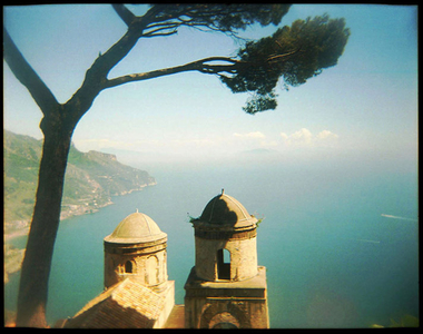 Ravello, Amalfi Coast, Holga Series