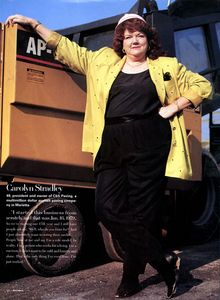 "Carolyn Stradley, ""She's the Boss"", Atlanta Magazine"