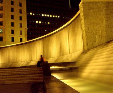 Woodruff Park Fountain, Atlanta