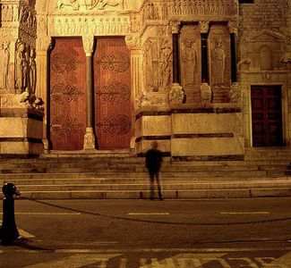 Arles Cathedral, Nocturnal Series
