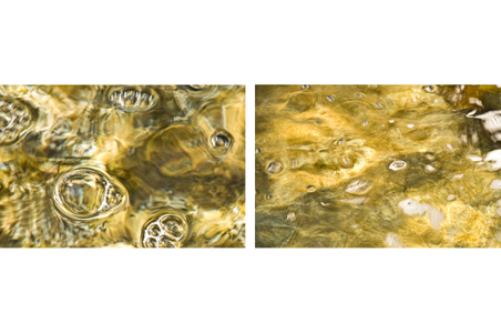 Bubbles Gold, 1 and 2