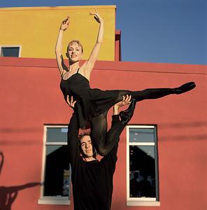 Atlanta Ballet Couple