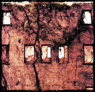 Civil War Ruin, Acworth, GA, 1993.