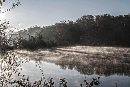 Chattahoochee River, Early Morning