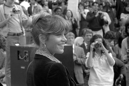 Jane Fonda, Atlanta, 1979.