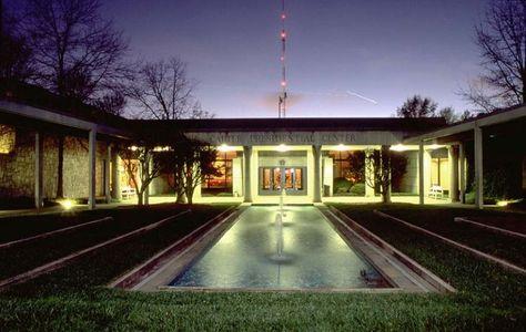 The Carter Center, Atlanta.